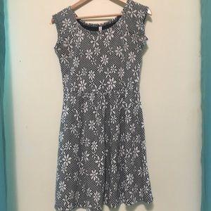 Cotton flower dress 👗